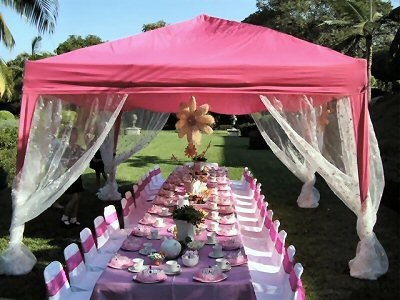 Emb events for Outdoor tent decorating ideas